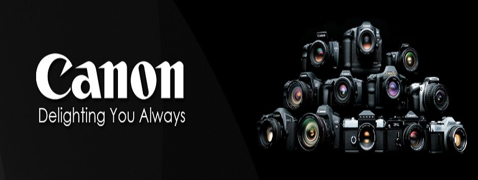 camera shop singapore canon banner