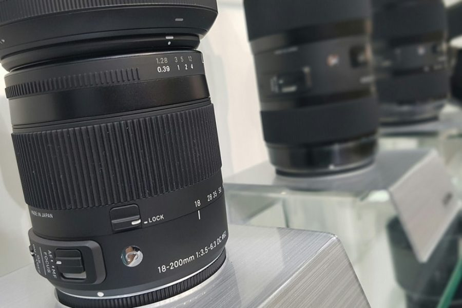 Sigma 18-200mm f3.5-6.3 DC Macro OS HSM Contemporary Review