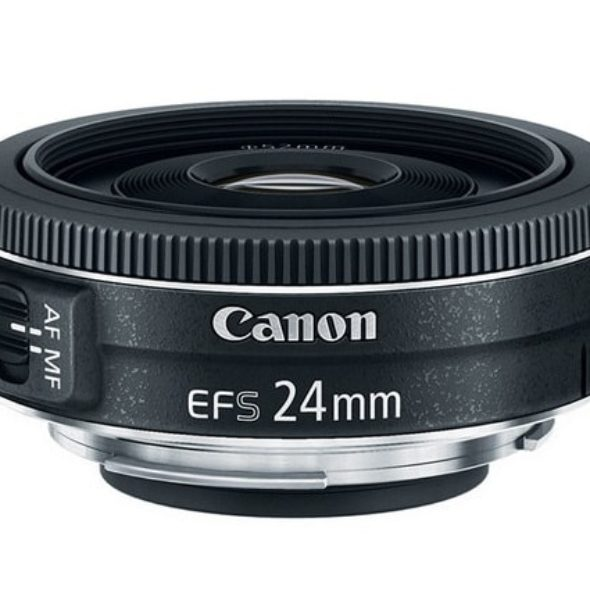 Canon Ef-S 24mm f2.8 STM