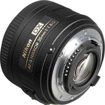 Nikon 35mm f1.8G singapore