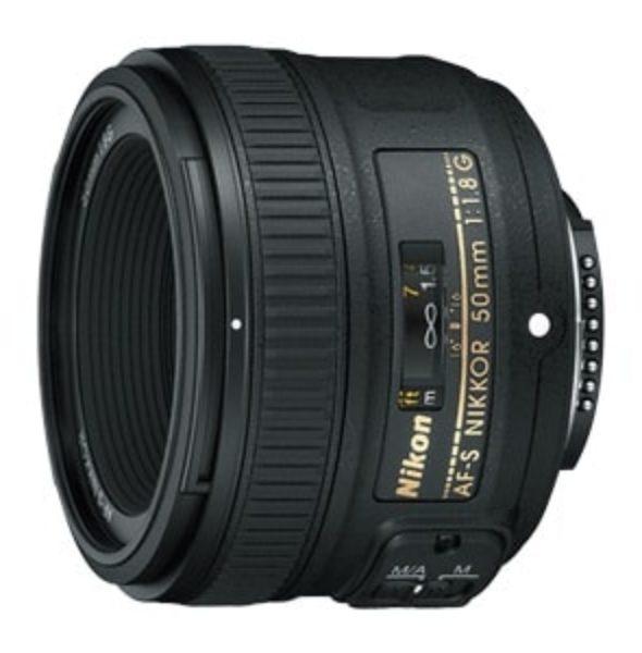 Nikon AF-S 50mm f1.8